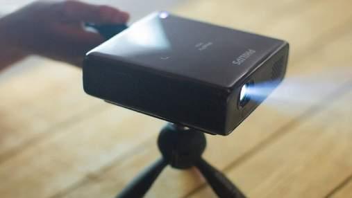 "Philips оновила серію ""кишенькових"" проекторів PicoPix"
