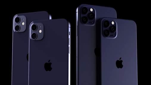 Чим iPhone 13 буде відрізнятись від iPhone 12: ключові відмінності