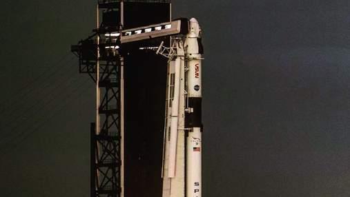 SpaceX отримала від NASA першу в історії ліцензію на пілотовані польоти