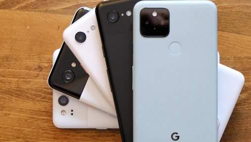 Google лишит смартфоны Pixel фирменной фишки