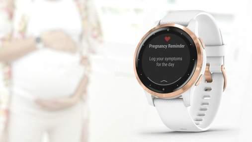 У смарт-годинник Garmin додали нову функцію спостереження за вагітністю