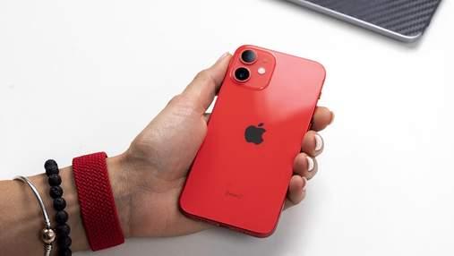 iPhone 12 mini розчарував власників: що не так зі смартфоном