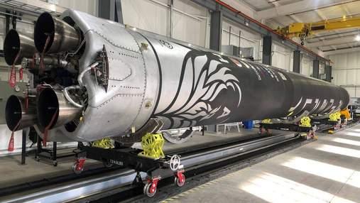 Украино-американскую ракету Alpha перевезли на стартовую платформу Ванденберг