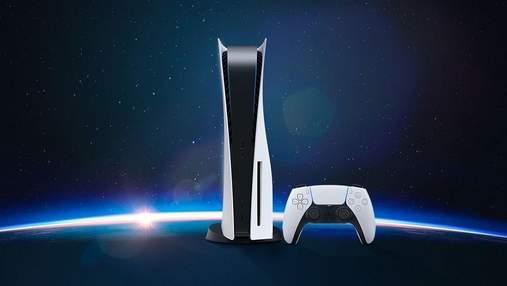 В Украине стартовали продажи PlayStation 5, однако в свободной продаже консоли нет
