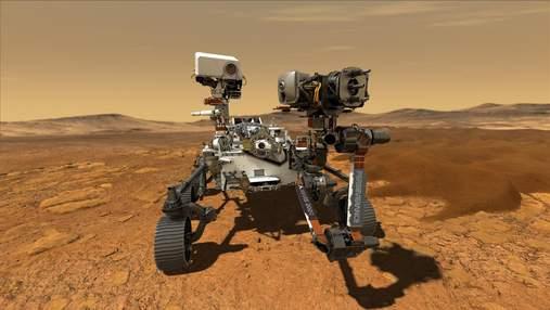 Ровер Perseverance запишет звук своего приземления на Марс