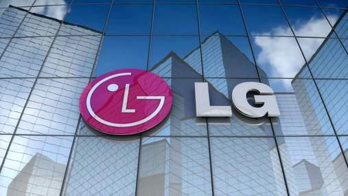 LG запатентувала ноутбук з дисплеєм, який згортається