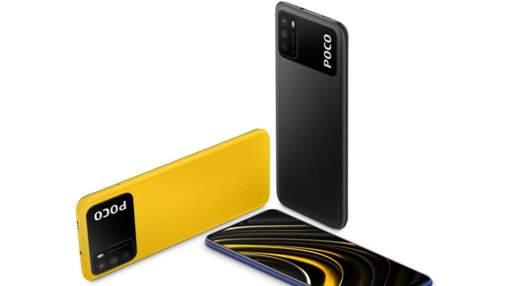 Суббренд Xiaomi Poco выпустил новый бюджетник: характеристики и цена в Украине