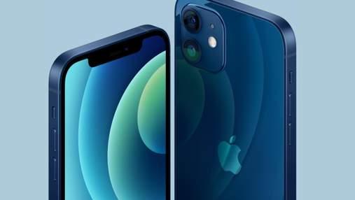 Джерела назвали собівартість iPhone 12