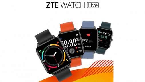 ZTE Watch Live: чем интересны новые бюджетные смарт-часы