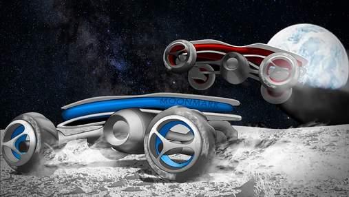 На Місяці пройдуть перегони радіокерованих машинок