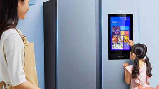 Xiaomi выпустила новый умный холодильник: чем интересен