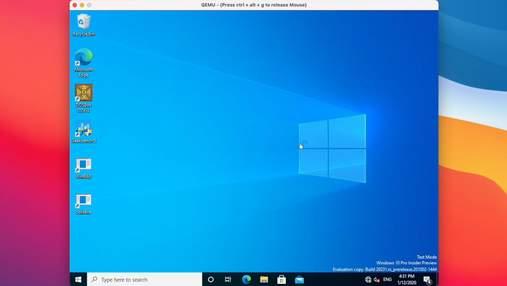 Роботу Windows 10 протестували на новому Mac mini: відео