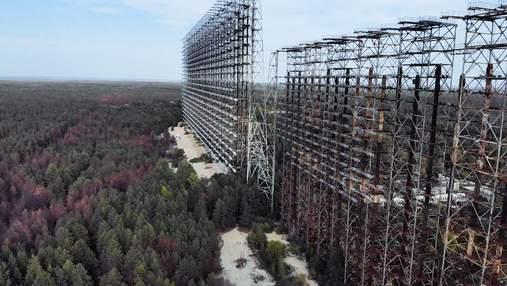 Vodafone расширил сеть LTE 900 в Чернобыльской зоне для мониторинга пожарной безопасности