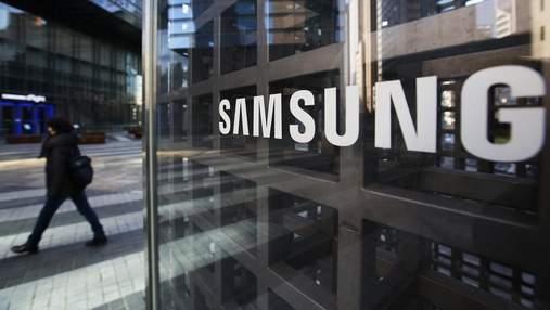 Samsung розробляє камеру для смартфонів на 600 мегапікселів