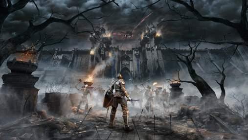 """Sony объяснила загадочные """"металлические"""" звуки в Demon's Souls, которые так взволновали игроков"""