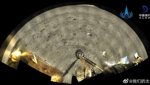 """Китай скинув частини апарату """"Чан'е-5"""" на Місяць, щоб не засмічувати космічний простір"""