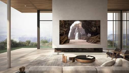 Samsung випустила перший MicroLED-телевізор за 156 тисяч доларів