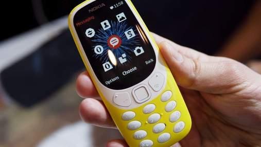 Експерти визначили лідерів на ринку кнопкових телефонів