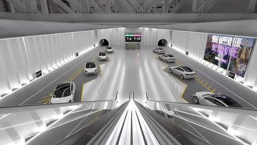 Грандиозные планы: The Boring Company планирует расширение туннелей под Лас-Вегасом