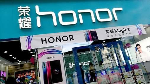 "Honor работает над выпуском ""суперфлагманского"" смартфона"