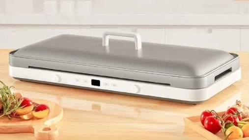 Xiaomi випустила індукційну плиту, на якій можна готувати без посуду