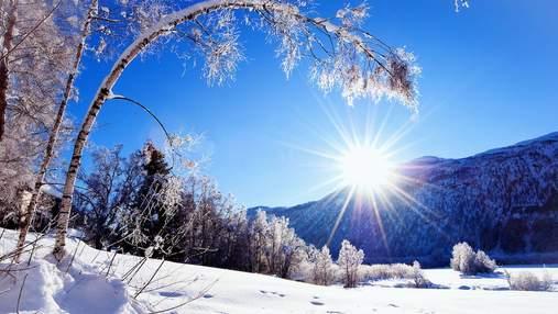 Зимнее солнцестояние 2020: что означает новый дудл от Google
