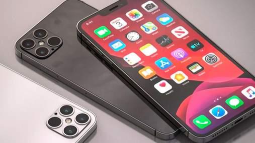 Що відомо про iPhone 13: інсайдери розповіли нові деталі про камери