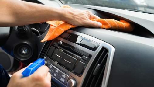От пыли и мусора: как убирать в своем автомобиле