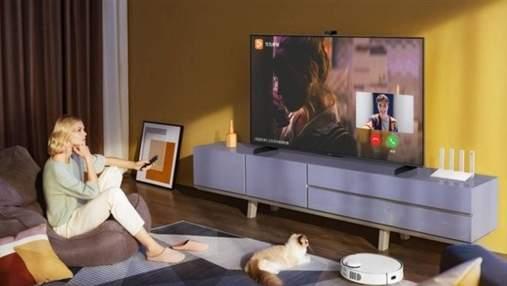 Huawei представила нові смарт-телевізори лінійки Smart Screen S