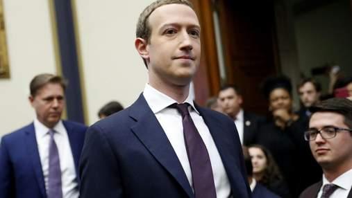 Facebook запропонувала владі створити собі альтернативу: що їй відповіли