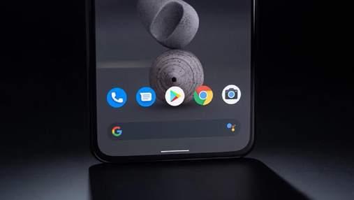 Майбутні смартфони серії Pixel можуть отримати підекранну камеру