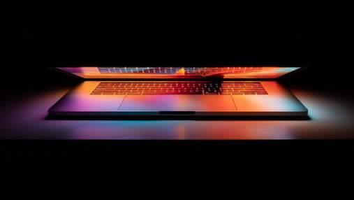 Дисплей у кожній клавіші: нові патенти Apple розкривають цікаві деталі про MacBook