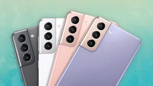 Samsung Galaxy S21 тоже не получит в комплекте наушников и блока зарядки
