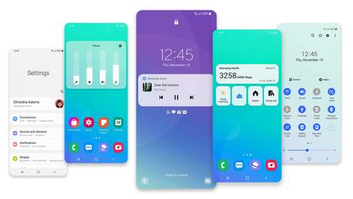 """Прошивка One UI 3.0 """"прилетела"""" на Samsung Galaxy Note 10 и 10+"""