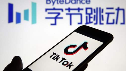 TikTok Payment: компанія ByteDance хоче запустити службу електронних платежів