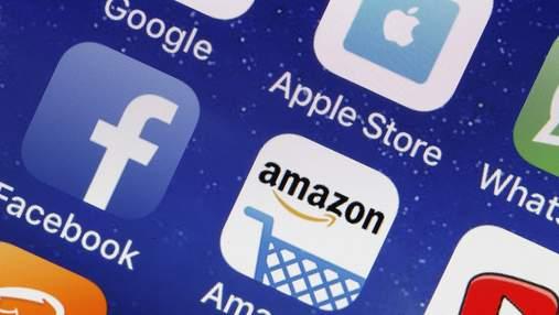 Успіх Apple, Facebook і Google: 7 найкращих техкомпаній подорожчали на 3,4 трлн доларів у 2020