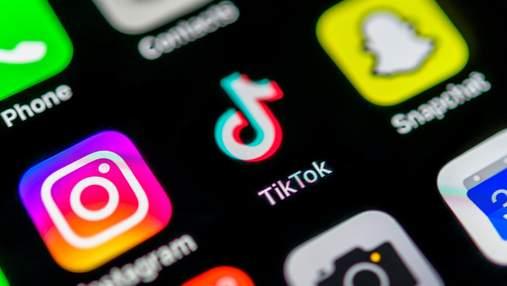 На TikTok подала до суду 12-річна дівчинка