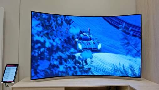 LG в рамках CES 2021 покаже гнучкий OLED-монітор, який змінює форму