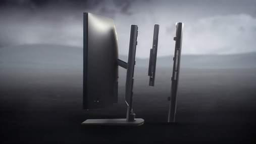 Dell представила міні-комп'ютер, що вмонтовується у монітор