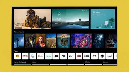 LG випустила систему webOS 6.0 для розумних телевізорів: особливості та деталі