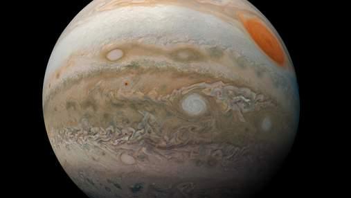 NASA продовжить місії Juno і InSight з вивчення Юпітера й Марса