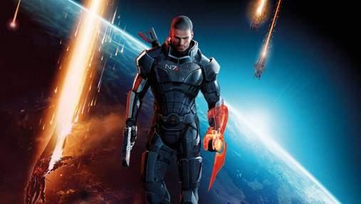Стала известна дата выхода Mass Effect: Legendary Edition с улучшенной графикой