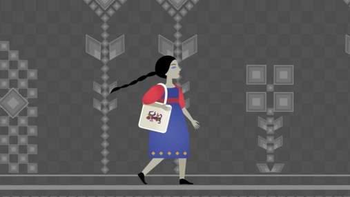 Украинские аниматоры создали арт-игру о художницах-шестидесятницах: попробуйте поиграть
