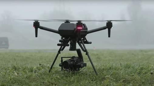 Sony розробляє безпілотник зі штучним інтелектом: з'явилися перші відео