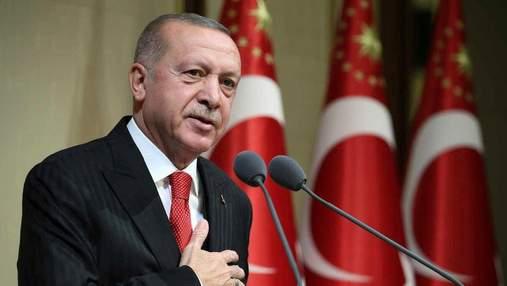 Эрдоган зарегистрировался в телеграмме и показал котика: милая фотография