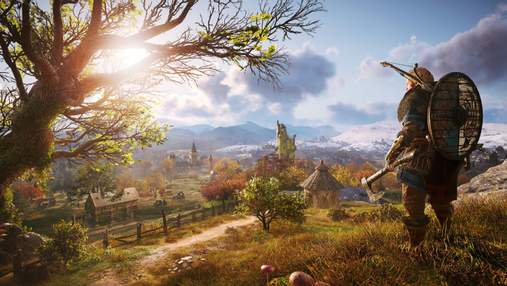 Блогер расшифровал язык Предтеч из серии Assassin's Creed благодаря Valhalla