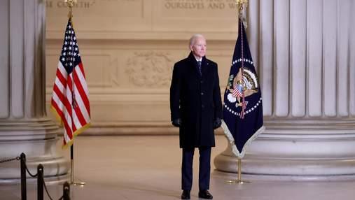 Байден опанував твітер: якими були перші дописи нового президента США
