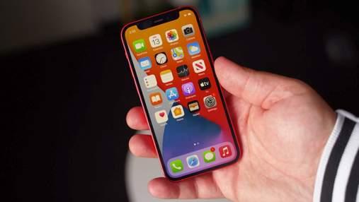 Apple сокращает производство iPhone 12 mini: в чем дело