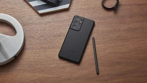 """Фірмовий додаток Samsung """"з'їдає"""" заряд акумулятора Galaxy S21 Ultra"""