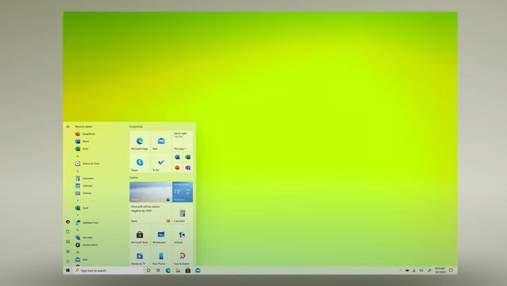 Новий дизайн Windows 10: стали відомі зміни, які чекають користувачів у жовтні